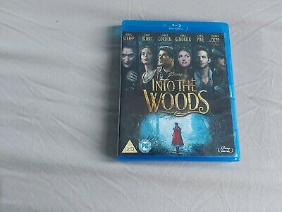 £1.50 • Buy Into The Woods Blu-Ray (2015)