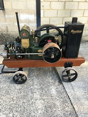 Ruston Hornsby OK Stationary Engine • 2,050£