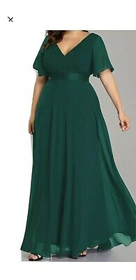 Ever-Pretty Plus Size 20 (18 26 28 My Other Items) Bridesmaid Dress Prom Party  • 19.99£