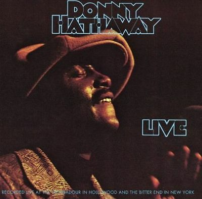Donny Hathaway Live Remastered CD NEW  • 8.33£