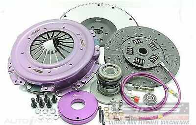 AU983.81 • Buy Heavy Duty Clutch Suits Holden Commodore VE 6.0L V8 L98 Inc Flywheel + Slave Cyl