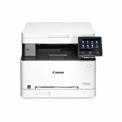 View Details Canon Color ImageCLASS Wireless All-In-One Laser Printer, Copy & Scan MF641Cw • 339.00$