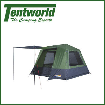 AU299 • Buy Oztrail 6 Person Fast Frame Tent