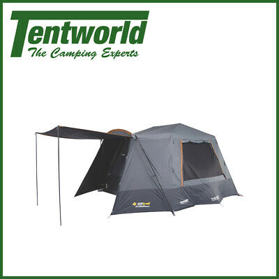 AU499 • Buy Oztrail Lumos 6 Person Fast Frame Tent Camping