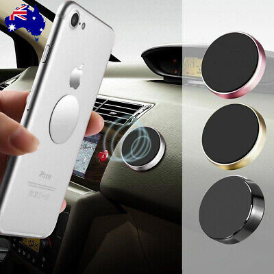 AU3.95 • Buy Universal Magnetic Car Phone Holder Dashboard Hands-Free Mobile Mount Stand GPS