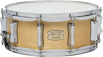 """Yamaha Stage Custom Birch 14  X 5.5"""" Snare Drum In Natural Wood • 139£"""