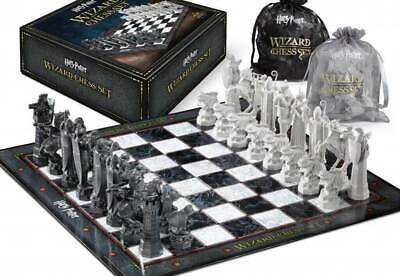 AU109 • Buy Noble Collection Harry Potter Wizard Chess Set Official Warner Brothers Game