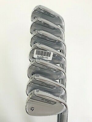 Taylormade P790 Irons 4-pw Extra Stiff Project X 6.5 Shafts -0.25  • 849£