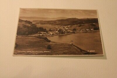 Tayvallich, Argyll, General View  - RP Posted Circa 1940s • 3.99£