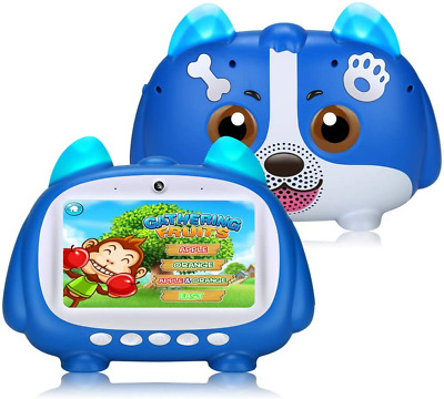 Qimaoo 7  Inch Kids Tablet, Android 9.0 Tablet Google Certificated, Parental - • 82.24£