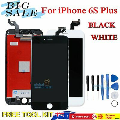 AU29.99 • Buy For IPhone 6S Plus LCD Touch Screen Replacement Digitizer Display Black/White AU
