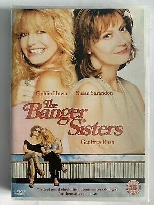 The Banger Sisters Goldie Hawn Susan Sarandon DVD New And Sealed • 9.84£