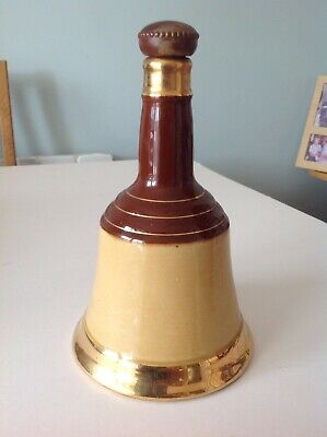 Vintage Bells Scotch Whisky 75cl Bell Decanter With Stopper. Made By Wade ,  • 40£
