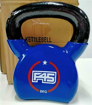 AU89.95 • Buy F45 8KG Kettlebell - Brand New In Box - Never Used - Home Workout / Gym