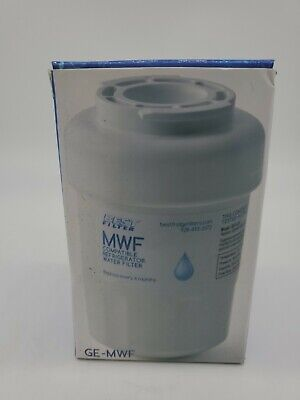 $ CDN21.30 • Buy GЕ MWF GE Refrigerator Water Filter Replacement For GE MWFP SmartWater Filter