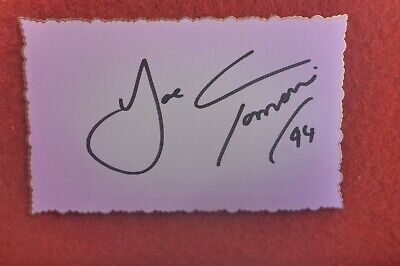 AU8 • Buy Rugby League Player Jae Tamani Hand Signed Place Card  Adelide Rams