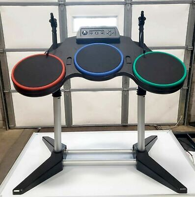$ CDN37.91 • Buy NEW Guitar Hero World Tour Band DRUM KIT STAND Sony PS3 PS2 Xbox 360 GH BH WT