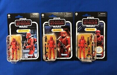 $ CDN59.99 • Buy Star Wars The Vintage Collection Sith Trooper Lot Of 3 Figures