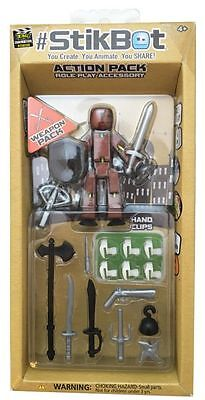 Stikbots - Stikbot Action Pack (Styles Will Vary) - Brand New • 9.99£