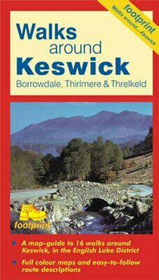 Walks Around Keswick By Footprint 9781871149579 | Brand New | Free UK Shipping • 5.76£