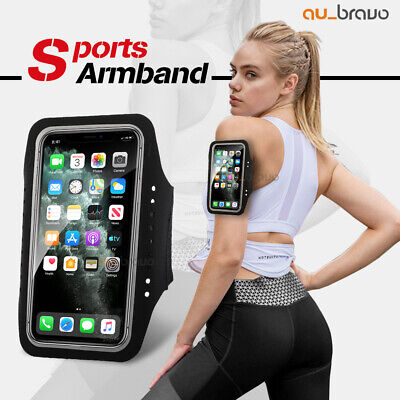 AU12.95 • Buy Armband Gym Running Sports Case For Apple IPhone 13 12 Mini 11 Pro Max Arm Band