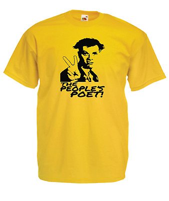 £9.99 • Buy PEOPLES POET Young Ones   Mens Womens Funny T-Shirt Birthday Christmas Gift