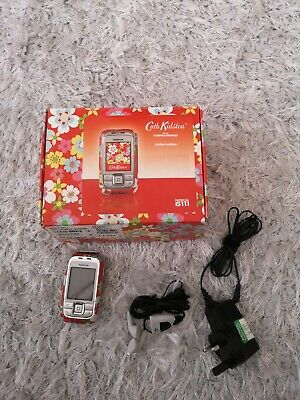 Nokia 6111 Cath Kidston Red Flowers Vintage Mobile Phone Limited Edition Working • 38.50£