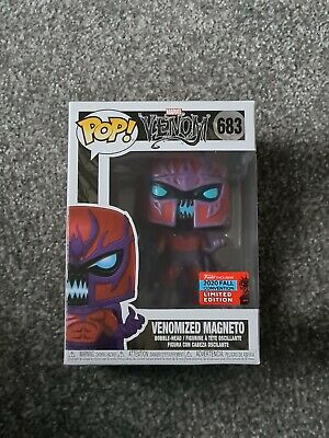 Venomized Magneto Nycc Funko Pop Vinyl New/Unopened  • 50£