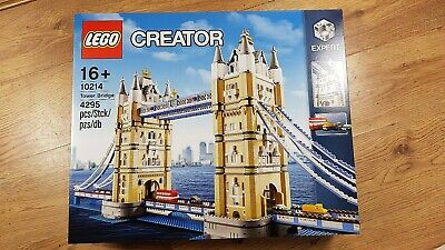 LEGO Creator 10214 Tower Bridge (2010) | New, Factory-Sealed & Great Condition • 300£