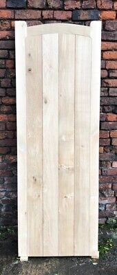 Wooden Garden Gate (oak). Made To Measure. Can Be Made In Wood Of Your Choice. • 425£
