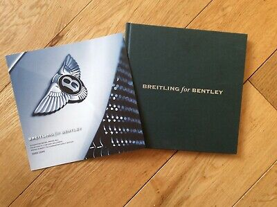 £14 • Buy Breitling For Bentley 2007/2008 Catalogue & Price Guide