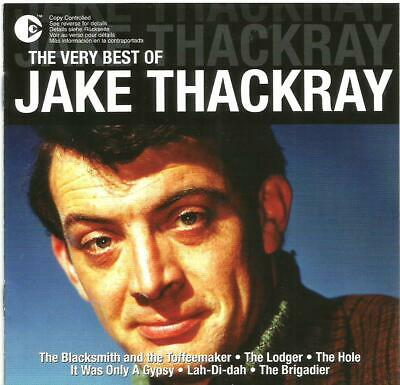 Jake Thackray - The Very Best Of (CD 2003) • 2.99£