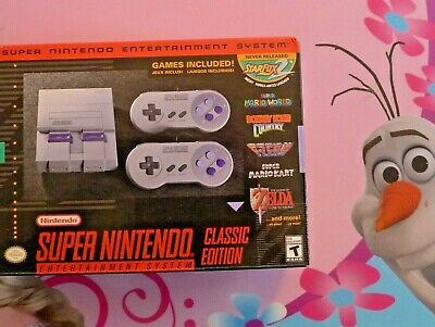 $ CDN214 • Buy Super Nintendo Entertainment System SNES Classic Edition