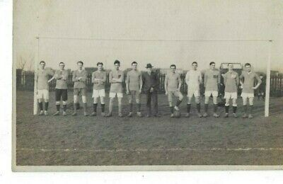 RPPC Unidentified Football Team C.1950's • 1.99£