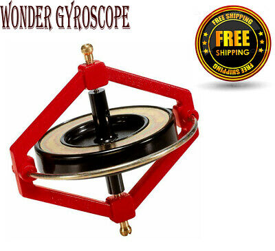 Navir Space Wonder Gyroscope Assorted Colors • 10£