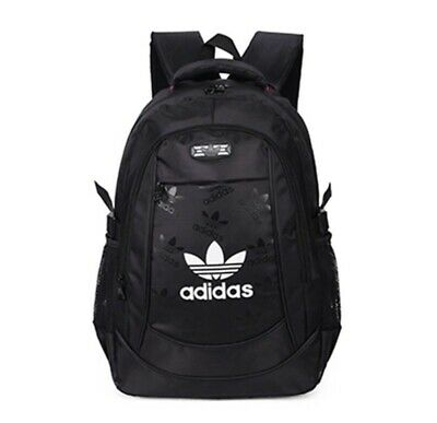 AU84.99 • Buy Adidas Sports Backpack - Black/White (Brand New)