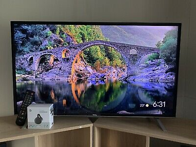 AU160 • Buy TCL 40 Inch Full HD Smart LED TV With Google Chromecast Included