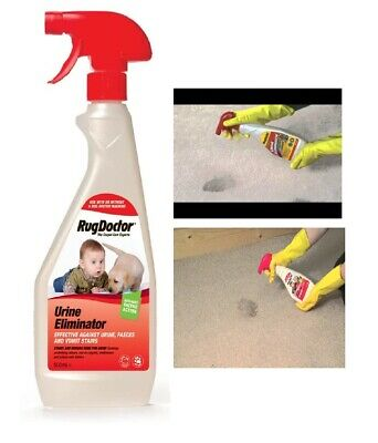 Rug Doctor Urine Eliminator 500ml, Pro-Enzymatic Technology Remove Stains Odours • 8.19£