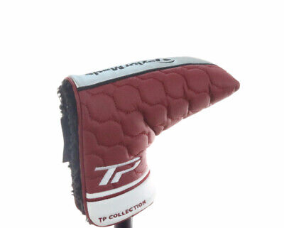 £7.08 • Buy TaylorMade TP Collection Blade Putter Cover Headcover Only HC-035