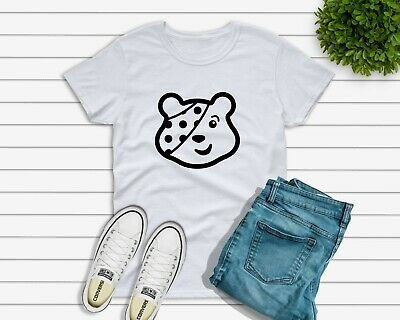 Children In Need 2020 T-shirt Adults Kids Womens Childrens Pudsey BBC Charity • 13.99£