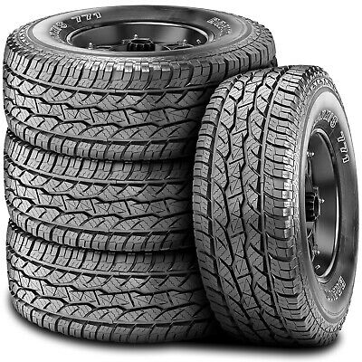 $585.99 • Buy 4 New Maxxis Bravo AT-771 255/65R16 109T A/T All Terrain Tires