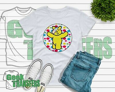 Children In Need - T-shirt 2020 UK Seller-  BBC Charity - Show Your Spots - Bear • 13.99£