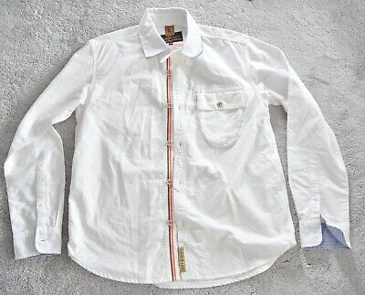 Prps Goods & Co Premium White Oxford Casual Shirt Large 44  • 49.20£