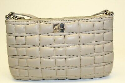 $ CDN13.81 • Buy Kate Spade New York Quilted Small Leather Zip Crossbody Shoulder Bag Purse