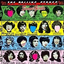 Rolling Stones Some Girls Remastered CD NEW • 13£
