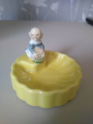 Rare - Wade Leprechaun Whimsey Whimtray • 10£