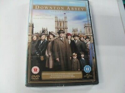 Downton Abbey: Series 5 (DVD, 2014, 3-Disc Set) • 11.50£