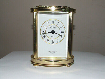 Heavy Brass St James Chiming Carriage Clock ,quartz Movement  • 27.99£