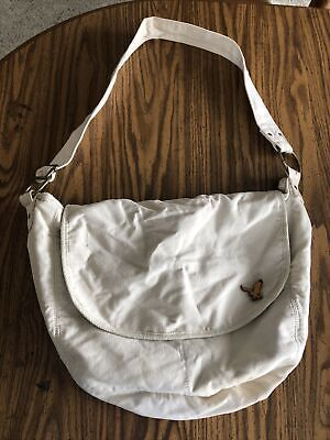 """$17 • Buy American Eagle Outfitters Cross Body Laptop Messenger Shoulder Bag 20""""x7""""x13"""""""