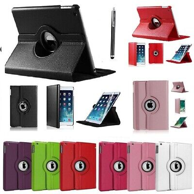 £5.99 • Buy For Apple IPad 10.2  2020 (8th Generation) 360 Rotating Leather Smart Case Cover